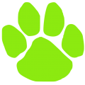 paw-green